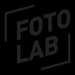 FOTOLAB LOGO ZWART